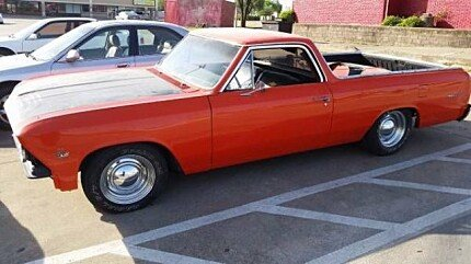 1966 Chevrolet El Camino for sale 100961979